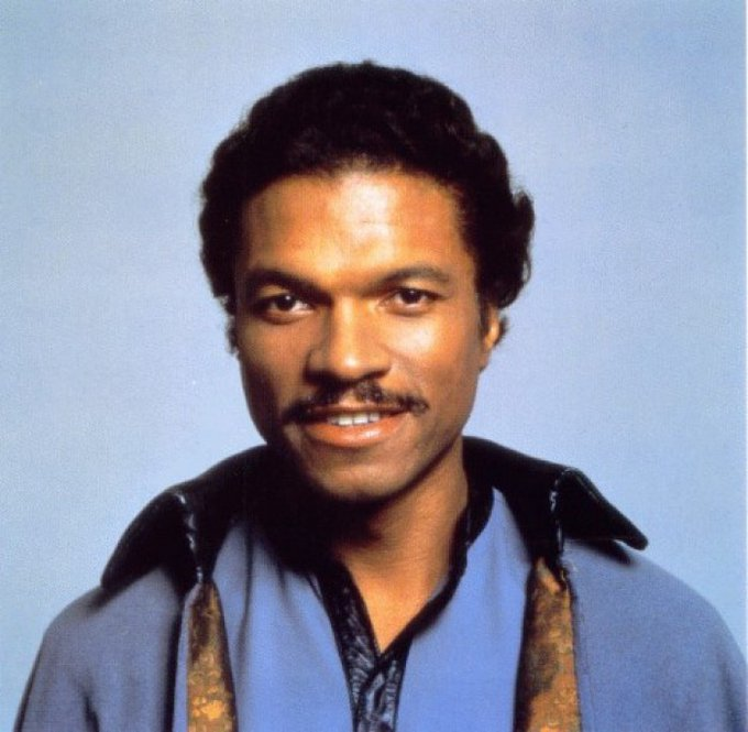 Happy 83rd Birthday to  BILLY DEE WILLIAMS