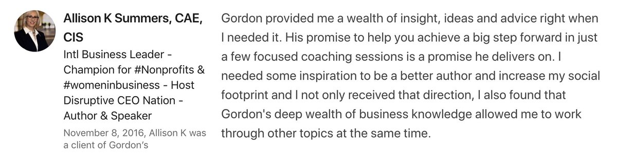 If you'd like to book Gordon to speak at your Event email gordon@gordontredgold.com 41 #events #eventprofs