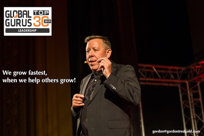 If you want to grow, focus on growing others #FAST #Leadership
