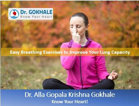 Dr Alla Gopala Krishna Gokhale On Twitter Easy Breathing Exercises To Improve Your Lung Capacity The Treatment Options Available For Copd Can Ease The Symptoms Slow Down The Development And Prevent Further