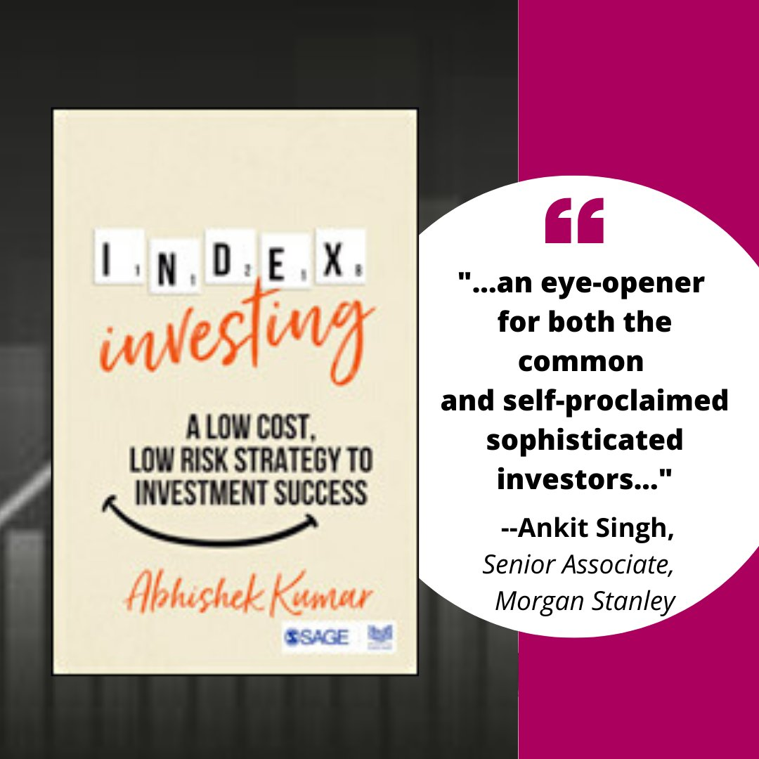 If you want to avoid the snares that lurk in money management, and save yourself lots of money, you must read this book. Grab the kindle edition @ ow.ly/AiOa50z1Pg9 #SAGRResponse #finance #investing #AbhishekKumar