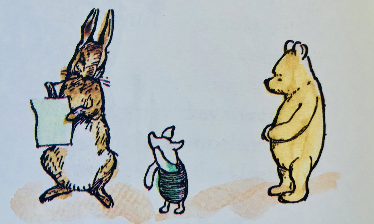 """""""It's hard to be brave,"""" said Piglet, """"when you're only a Very Small Animal."""" """"It is because you are a very small animal that you will be Useful in the adventure before us,"""" said Rabbit. Piglet was so excited at the idea of being Useful that he forgot to be frightened. ~A.A.Milne"""