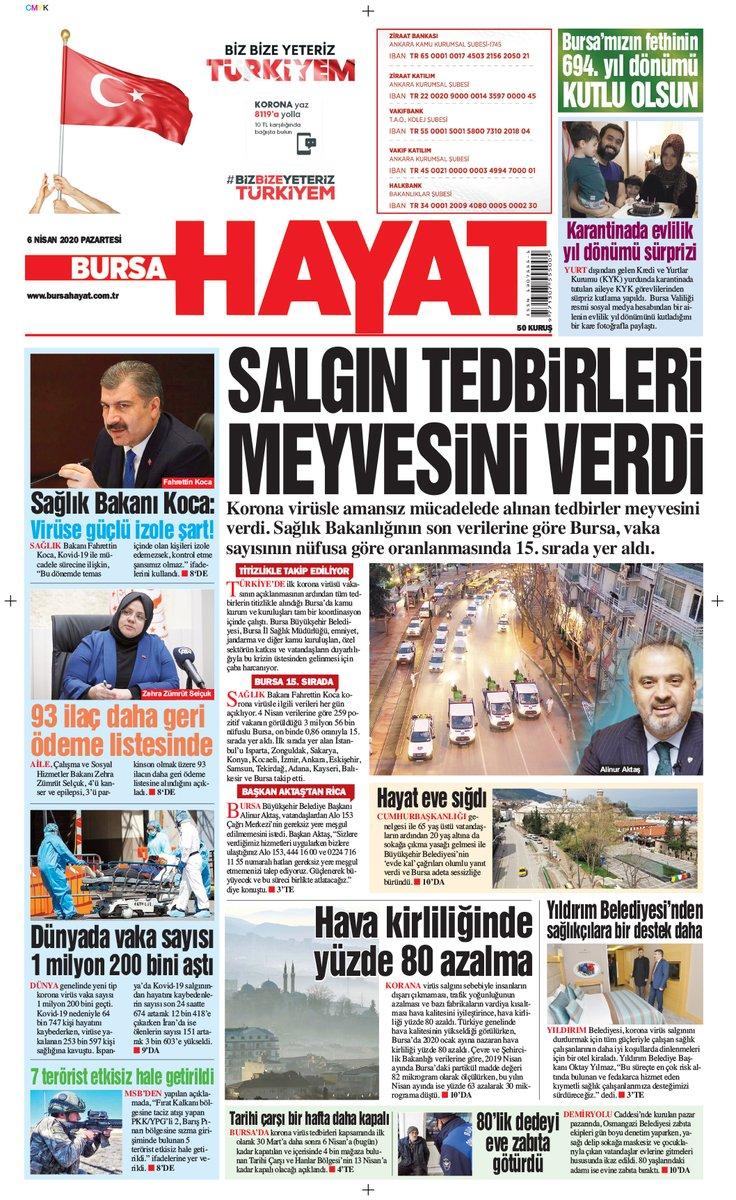 #Bursa #Bursaspor #Gündem #Ekonomi #Spor #Güncel #koronaviruespic.twitter.com/fTaDiVGWgr