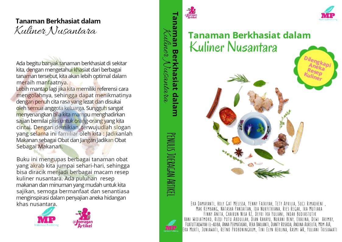 Fuatuttaqwiyah A Twitter Buku Baruku Tentang Tanaman Herbal Mumpung Lagi Tren Nih Ada Yang Mau Pesan Ada Edisi Hitam Putih Dan Berwarna Pilih Sesuai Bujet Ya Buku Optimasitwitter Seninambyar Https T Co Fvvm889lry