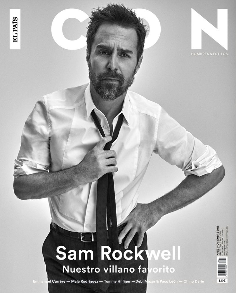 "And y'all still wanna ask me, ""Really, Sam Rockwell?""  Yes hoe, you damn right. His footwork and his level of smooth is impeccable."