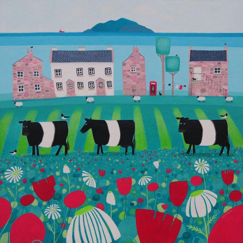 #paintings by Scottish artist © Ailsa Black pic.twitter.com/x0kkI4egsM