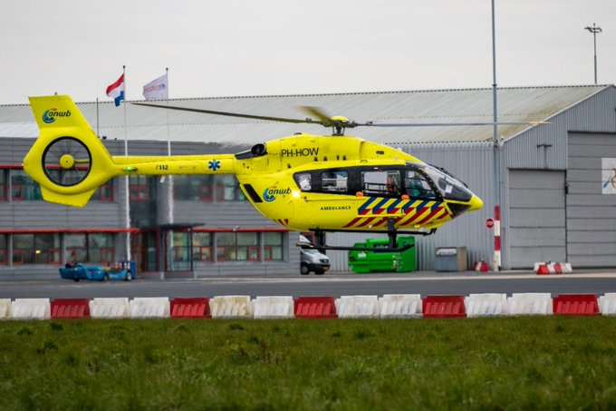 Zesde traumahelikopter inzet voor IC-vervoer https://t.co/9sW1FHZkUD https://t.co/hl4ta41UHQ