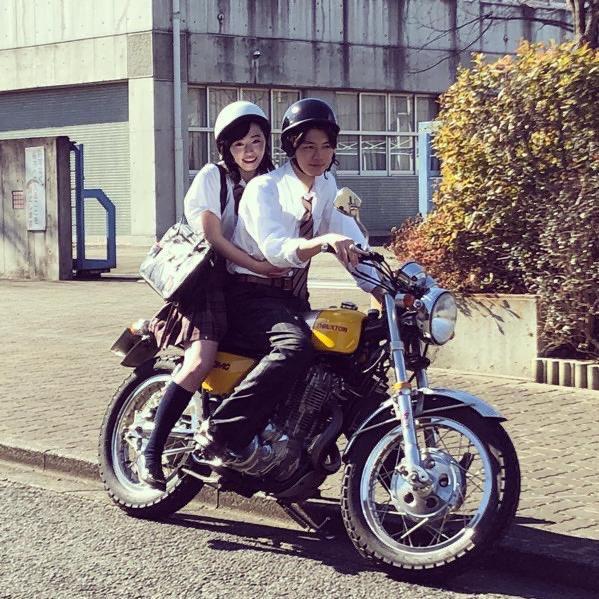 ←理想のバイクライフ     →現実のバイクライフ