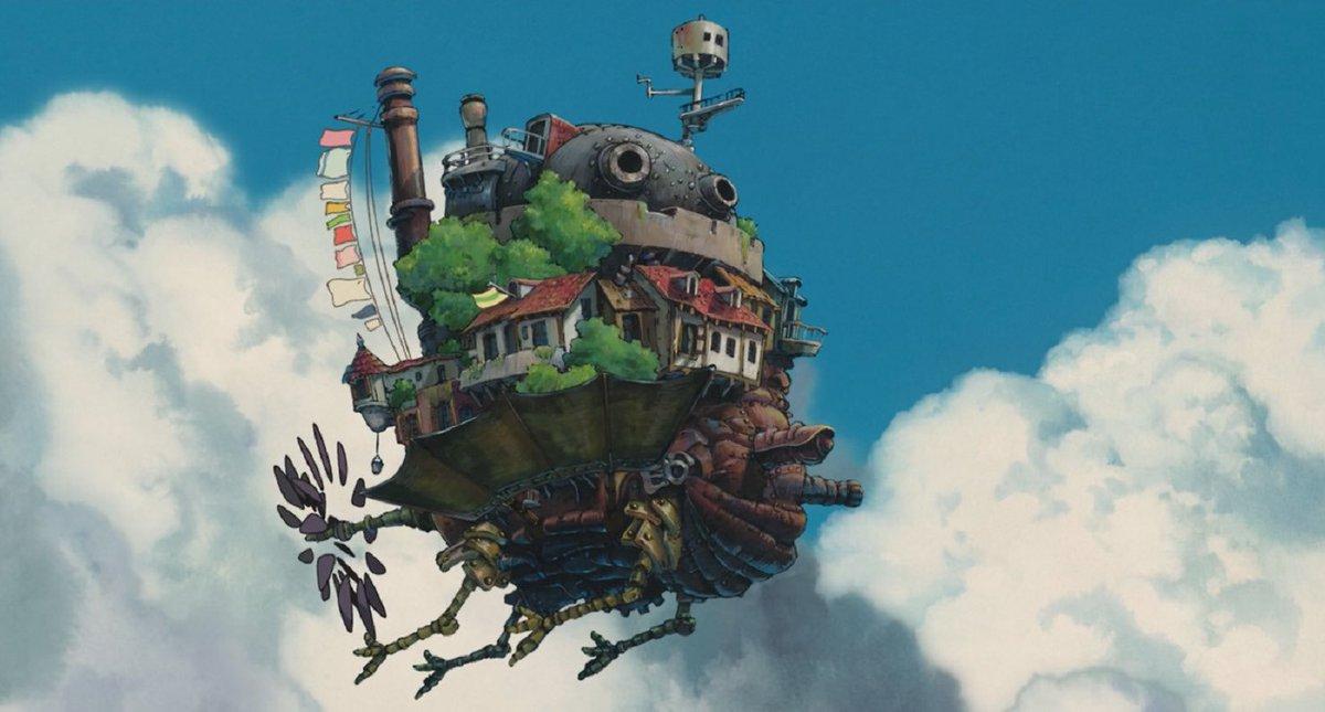 Kismet On Twitter Studio Ghibli Zoom Background Thread
