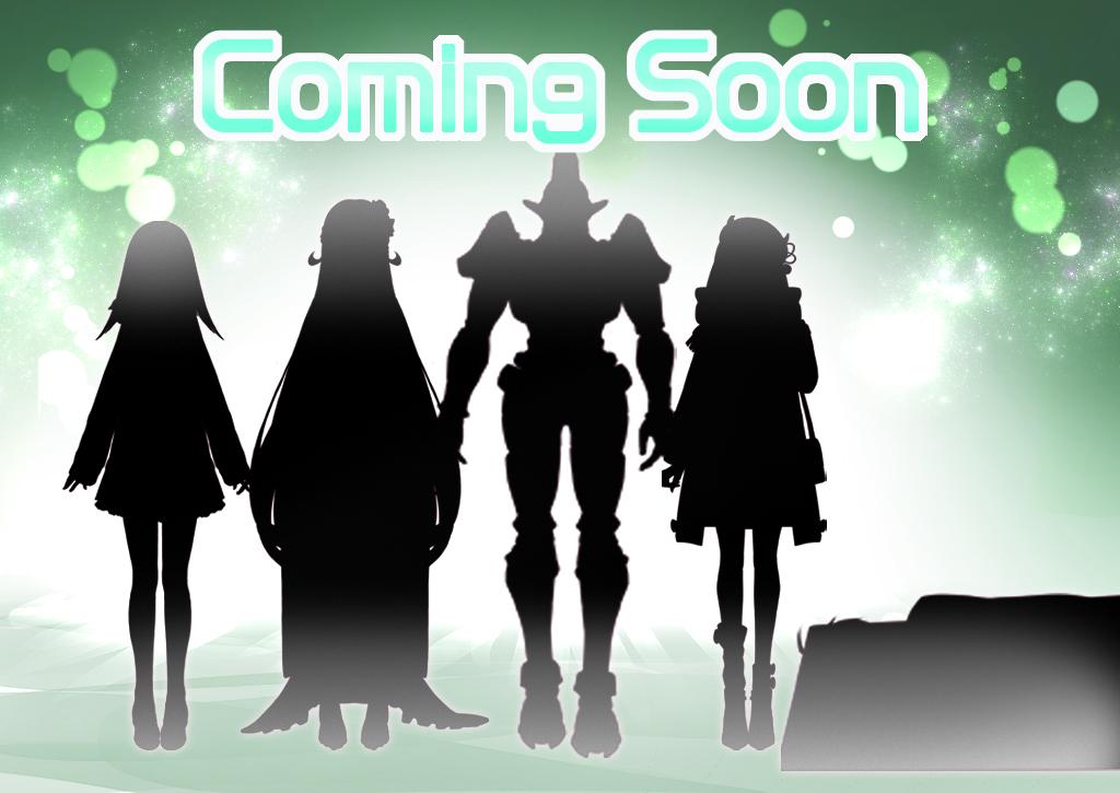 【新衣装 Coming Soon…!】まもなく公開!!5名のにじさんじライバーが、新衣装で登場!
