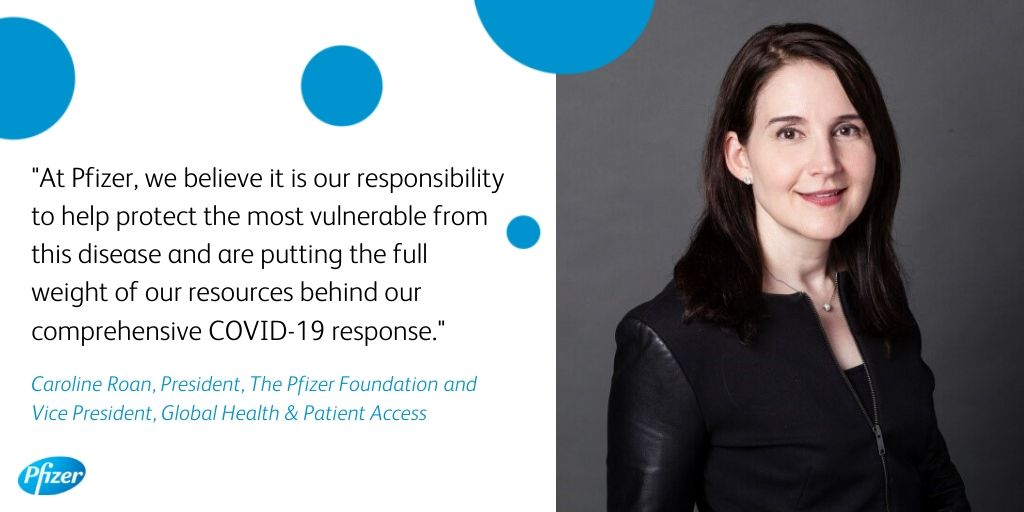 Pfizer Inc On Twitter Today Pfizer And The Pfizer Foundation Announced The Donation Of 40 Million In Charitable Grants To Help Address Urgent Needs On The Front Lines Of The Covid19 Crisis