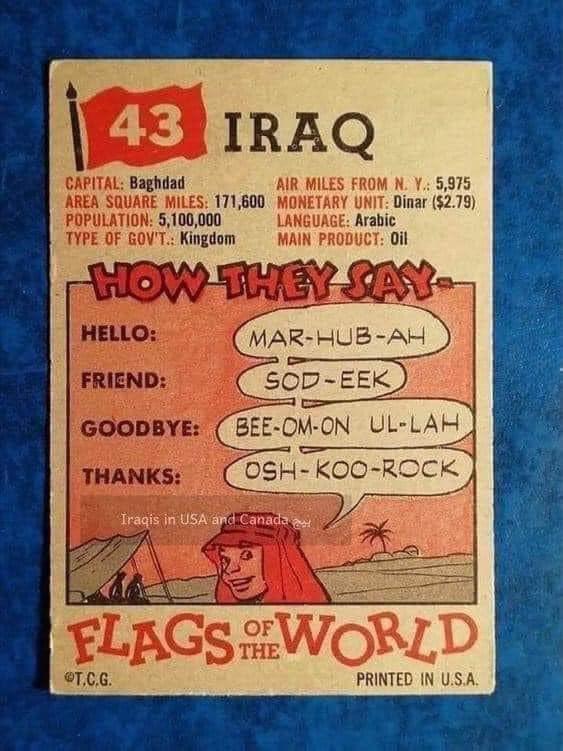 IRAQ: Trivia EU67oSzWAAIvjk7?format=jpg&name=900x900