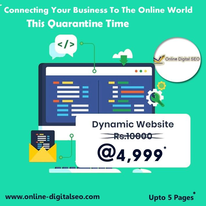 Dynamic Website ............:) offer for  you ....  #onlinedigitalseo  #SuperStarShehnaazpic.twitter.com/Ao1NE3cchO