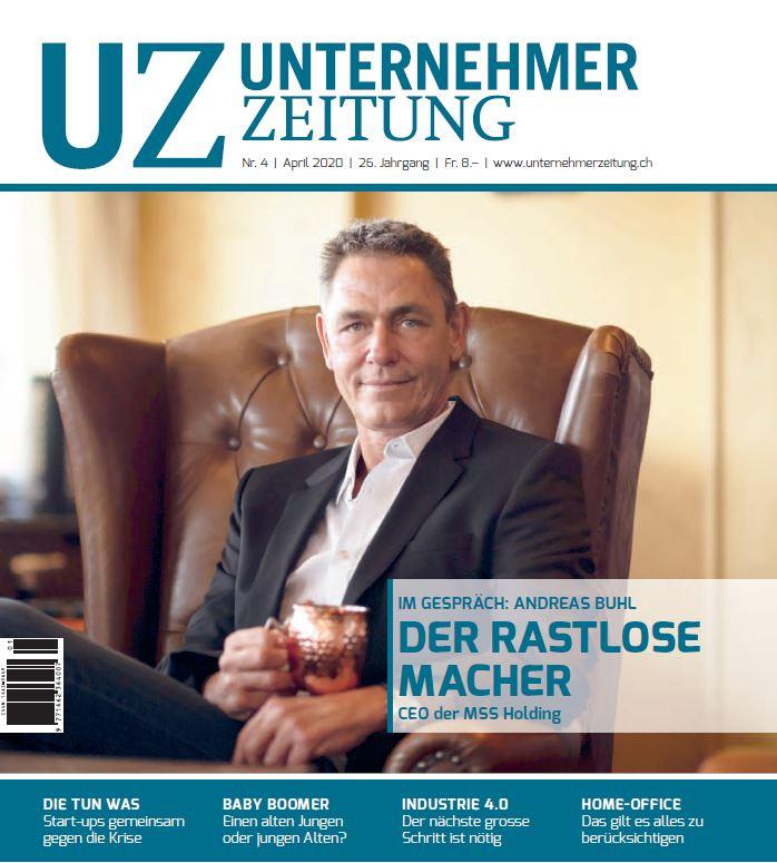 Der Rastlose - Andreas Buhl, CEO der , gestaltet gerade die Autovermietungsbranche der Schweiz so richtig um. Mit einem starken Push ins Digitale und vollem Fokus auf die #Kunden. Matej Mikusik traf den charismatischen Self-Made-Man. @mikuschik