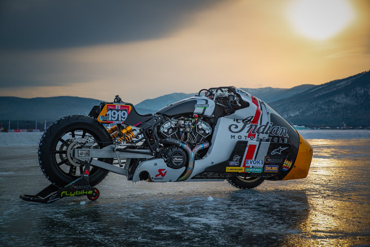 Press Release: Official Video – IndianxWorkhorse Appaloosa v2.0 at the Baikal Mile 2020 https://t.co/WGxufK9fEY https://t.co/jWWAmClcJF