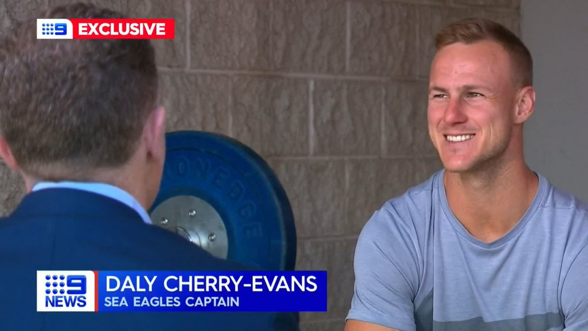 #EXCLUSIVE: While there's been no clashes on the field, Daly Cherry-Evans has spent the past few weeks channeling his competitive spirit into the players fight with the NRL over pay cuts. @Danny_Weidler #9News