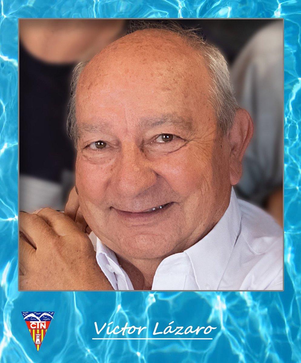 Des de la secció de natació volem transmetre el nostre més sincer condol pel traspàs del senyor Víctor Lázaro Arnau, una persona estretament vinculada a l'entitat durant tota la seva trajectoria. Descansi en Pau. https://t.co/XMJxNXCBif https://t.co/2GWs1StEDz