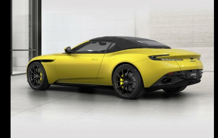 Aston Martin Configurator Challenge Db11
