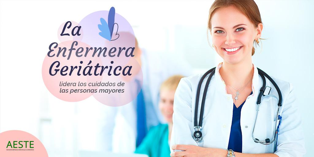 test Twitter Media - 👩⚕️La #EnfermeraGeríatrica tiene un don para conectar con las #PersonasMayores y sus necesidades, además de una formación rigurosa y unas habilidades que le permiten elaborar y desarrollar un plan de cuidados personalizado para cada persona. #Coronavirus #Covid19 https://t.co/phwic4g3tJ