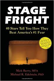 Great book by @MichaelEdelstei and Mick Berry.  You CAN beat #stagefright! pic.twitter.com/p7yLUVQVBj