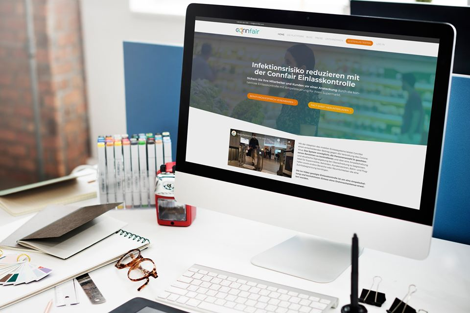 #Happy #Liveday! Heute ist die neue #Website unseres #Kunden der #Connfair GmbH & Co. KG online gegangen. Schaut selbst:   Wir wünschen den Kolleginen und Kollegen gute #Geschäfte damit! Und ja, wir können auch Websites: