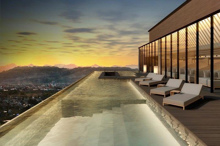 インフィニティプール完備の新ホテル「ソラノホテル(SORANO HOTEL)」東京・立川に開業へ#ホテル #プール▼写真・記事詳細はこちら