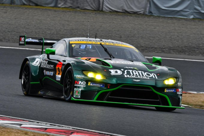 With the 2020 @SUPERGT_JP series…