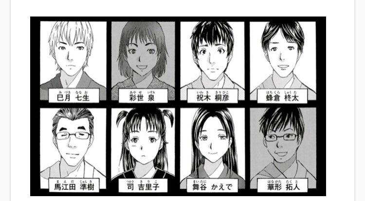 test ツイッターメディア - @HEISEI_love_bot 金田一少年の事件簿のキャラ紹介にいそう https://t.co/bkbFcSzAIf