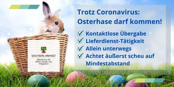 Ostern in Sachsen-Anhalt