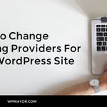 Image for the Tweet beginning: How to Change Hosting Providers
