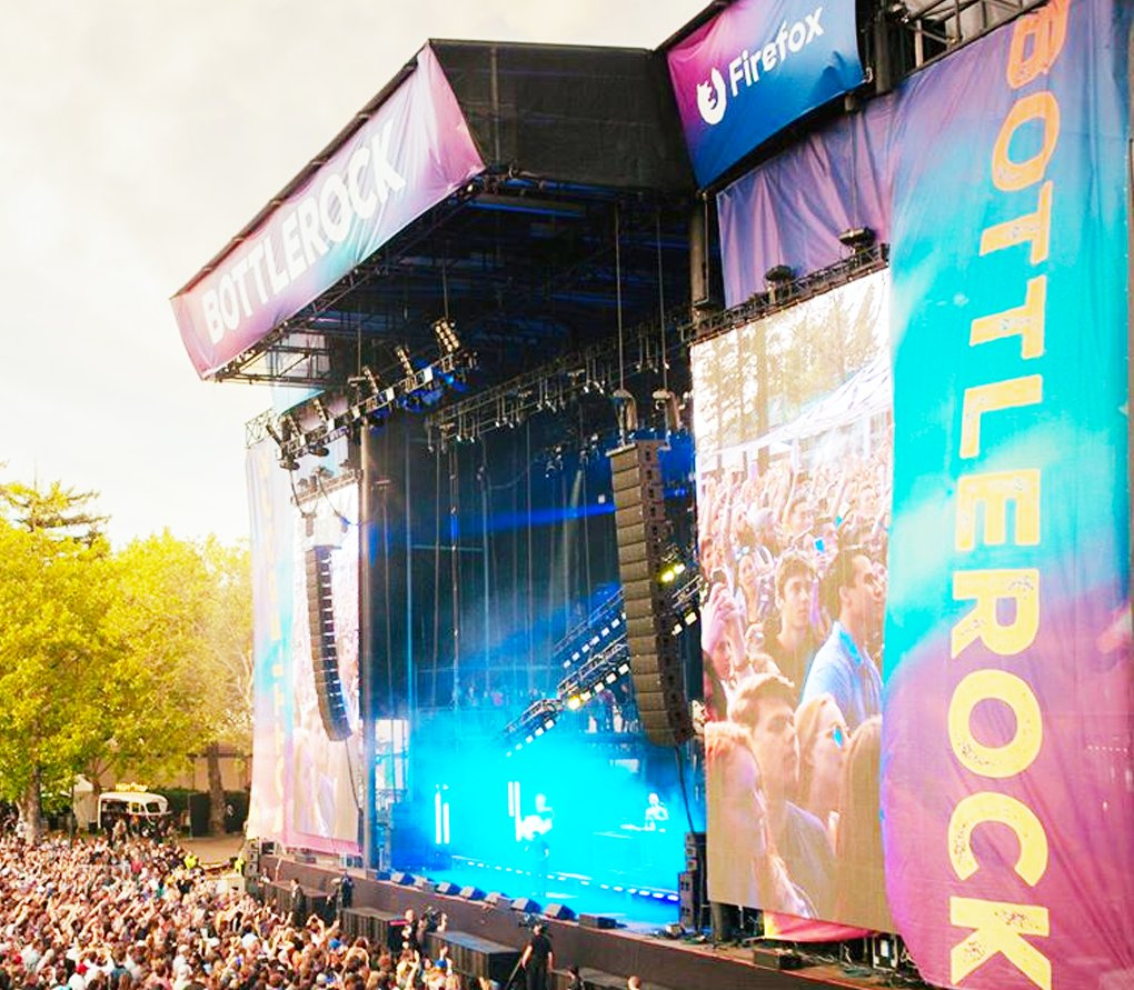 BottleRock 2021 tickets
