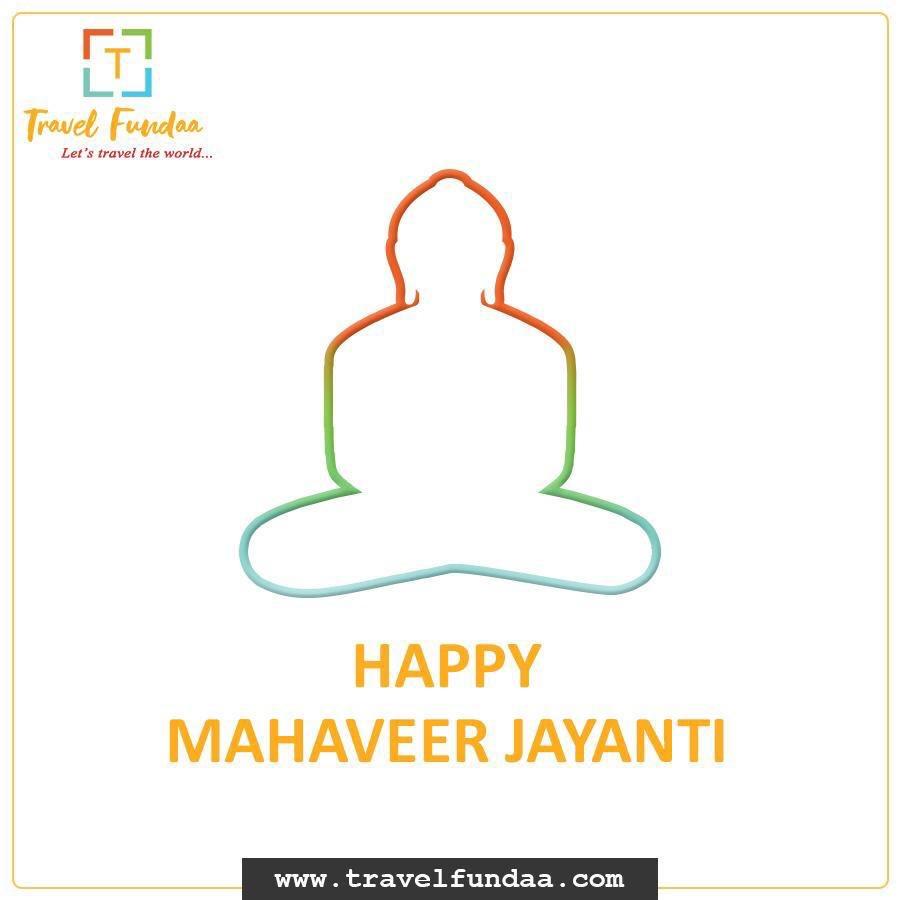 "Live & Let Others Live "" - Wishing You all A Very Happy Mahaveer Jayanti. Stay Home ,  Stay Safe. #mahavirjayanti #stayhomestaysafe #mahaveerjayanti #SanghiMen #LordMahavir #tiktokleaked #BanTikTokInIndia #Sonam #IndiaFightsCorona #ChineseBioterrorismpic.twitter.com/pAESQN0LZa"