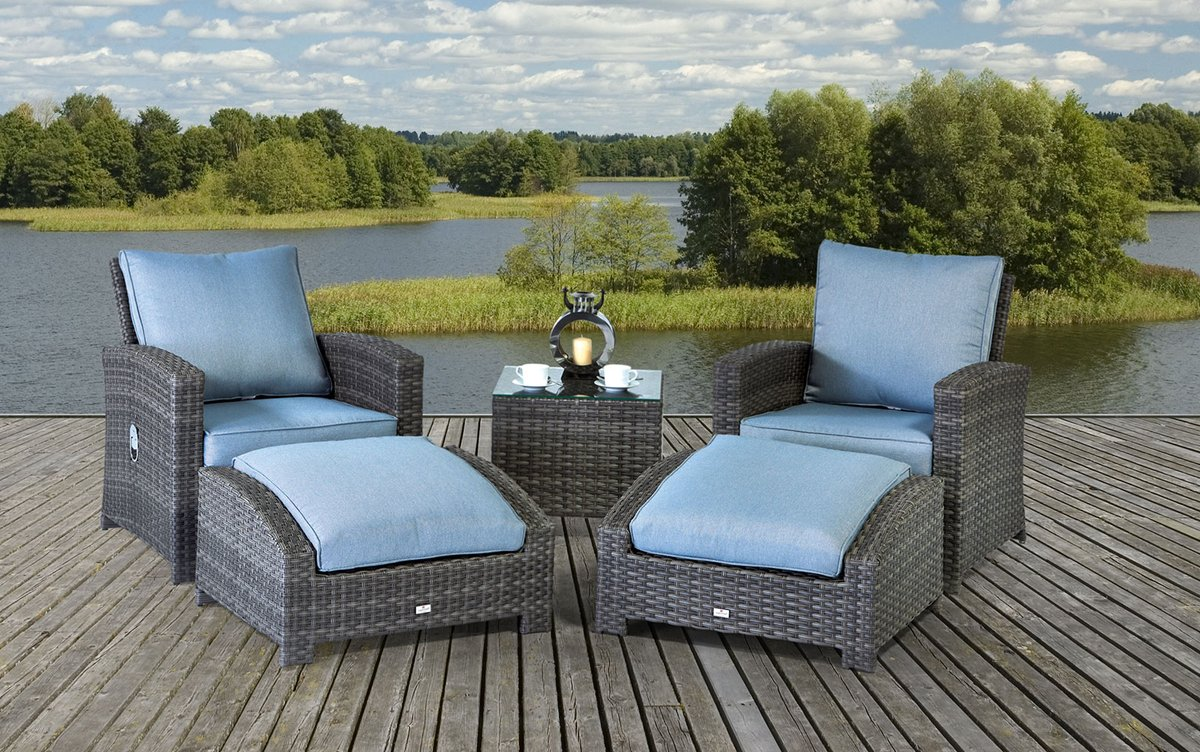 Starting to dream of simpler, more relaxed times?  Lay back into this dual recliner set from our 2020 Athena range this summer and let all your worries melt away #throwbackthursdays #throwbacks #outdoorfurniturepic.twitter.com/WmBxN4fBwF