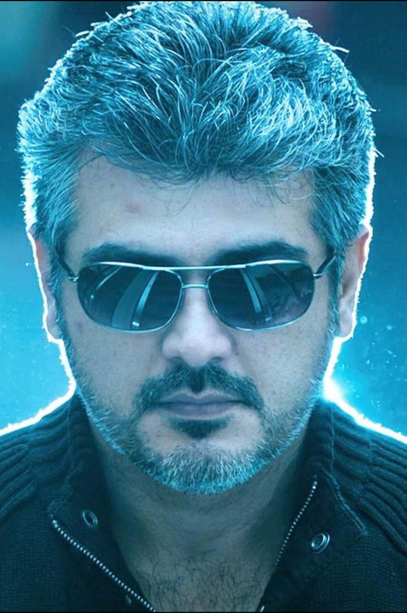 King of Indian cinema  #ValimaiFirstLook  wait &  watch 5m + tweets on the way pic.twitter.com/bPnqJeIKoO