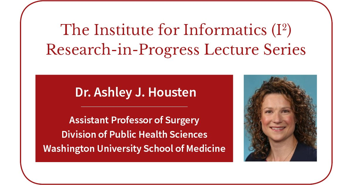 """test Twitter Media - The Research-in-Progress lecture series has gone virtual! Join us tomorrow, April 7, 4-5 p.m. at https://t.co/GI73GjXgrC, to hear about #WashUMed @AshHoustenOTD's research on """"Breast Cancer Screening Priorities & Attitudes of Diverse Women Under 50."""" https://t.co/FlmdWdnFTB"""