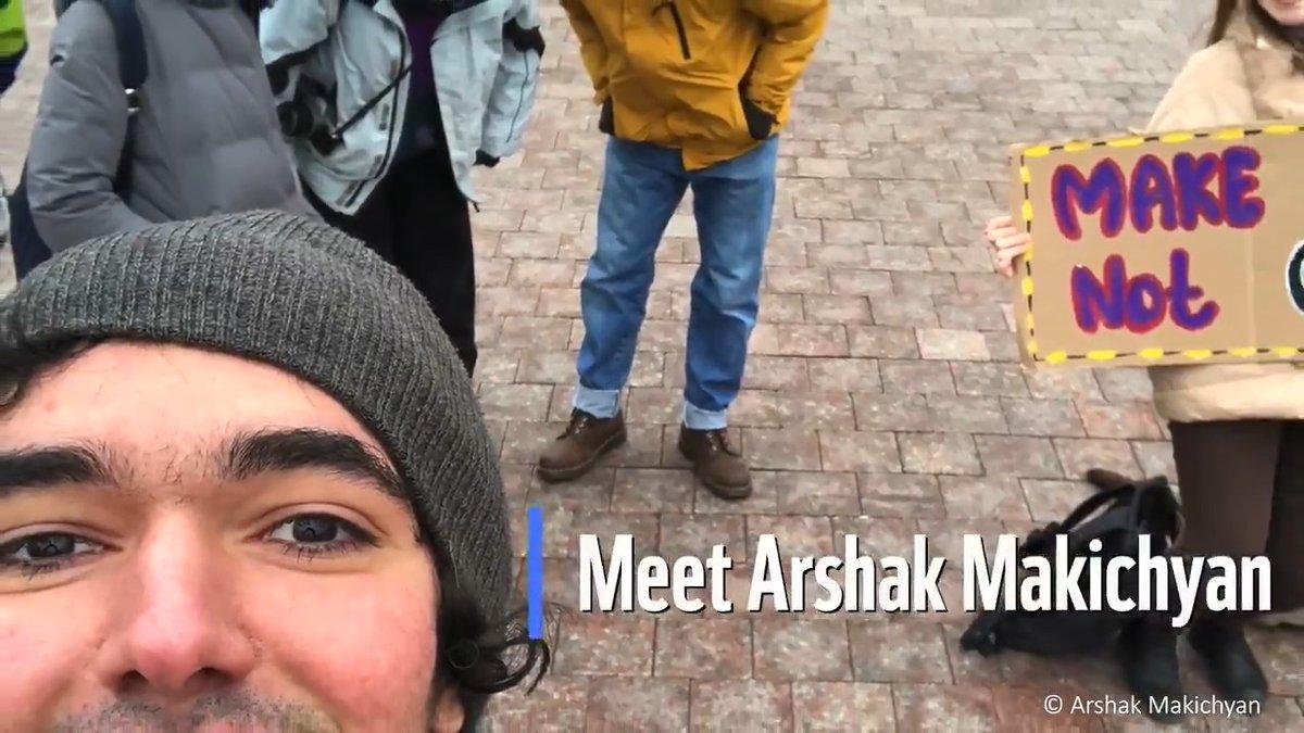 Image for the Tweet beginning: #ICYMI Arshak @MakichyanA and Asya