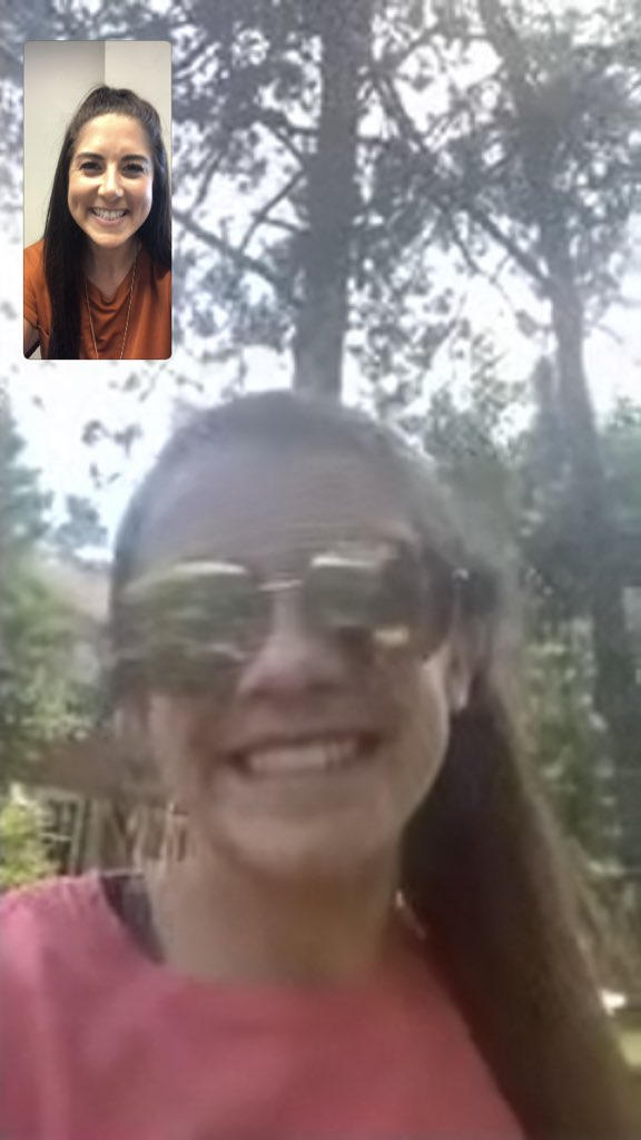 I love being able to FaceTime with my babies!! #bestillmyheart #lovemybabies #buildingrelationships