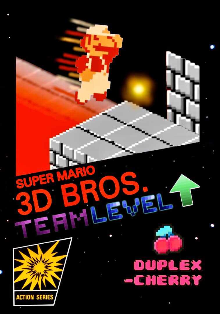 Ethan A Productions On Twitter I Made A Super Mario 3d Bros