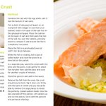 Image for the Tweet beginning: This simple #salmon dish has