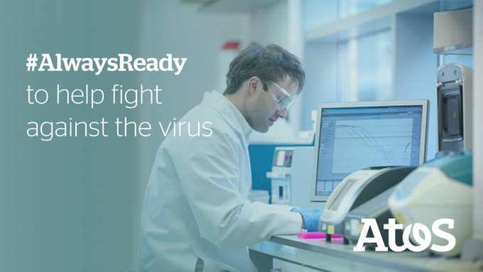 Analyzing & devising tactics to fight viruses, the computing power of supercomputers is...