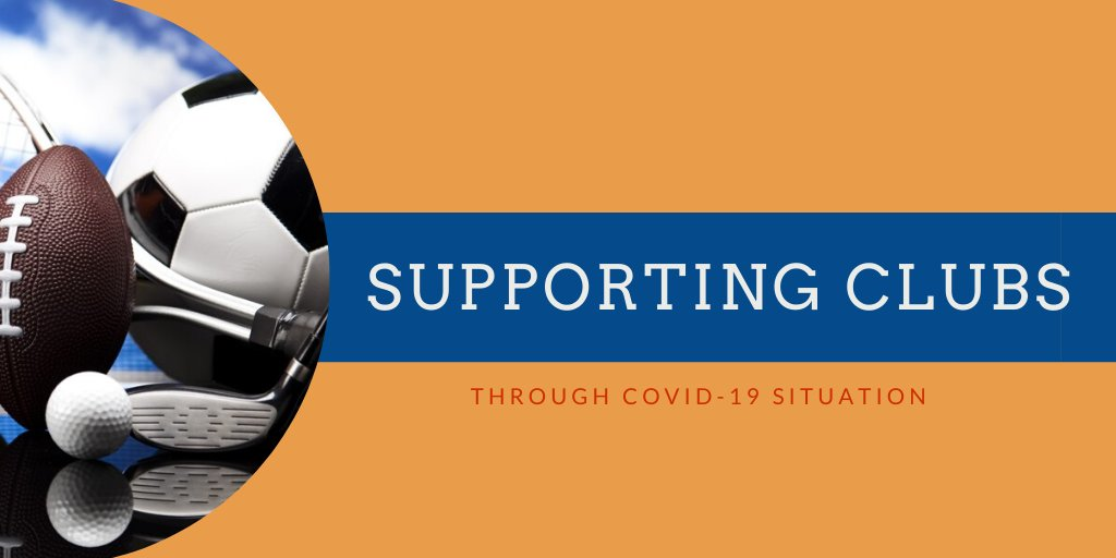 Knowing that clubs are facing challenging times as a result of COVID-19, GBA has created a support page to give you ideas and access to tools which will help you get through it. https://t.co/G5Vhn75fKG