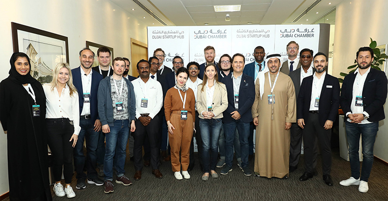 A Cohort 3 success! After winning the @dubaichamber Market Access program, @NearMotion got selected by Mediclinic to enhance customer engagement. @NearMotion makes interaction with buildings easy by providing a platform for Indoor Navigation. And are in collab w/ @DubaiStartupHub https://t.co/CDm6Bttm38