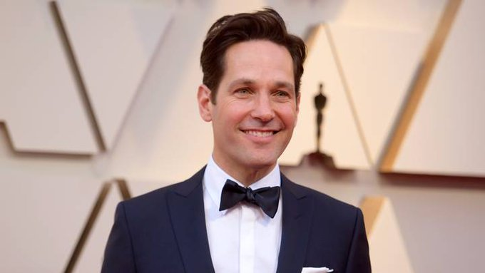 Happy birthday, Paul Rudd Nothing will convince us you are 51!!  5 best roles