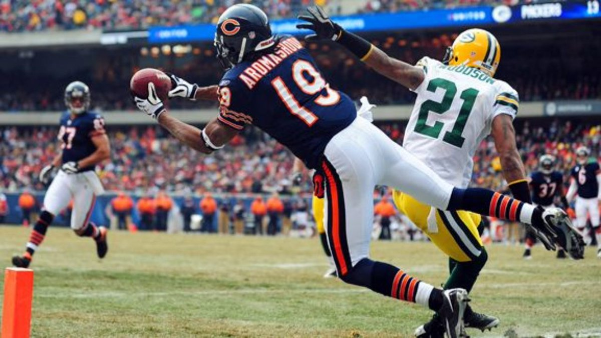 Name the most random Bears you can think of.. I'll start: Devin Aromashodu