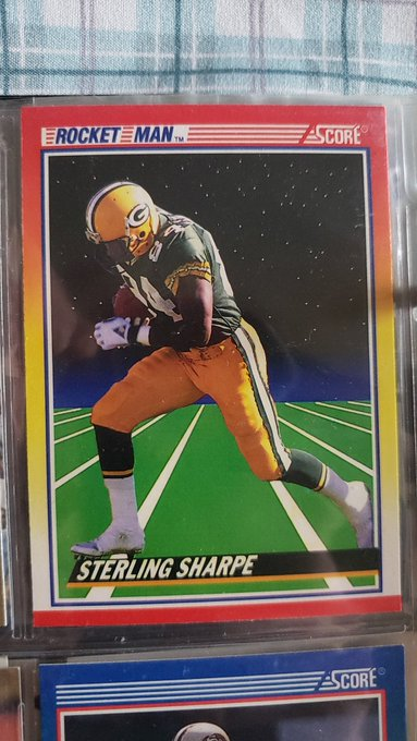 Happy Birthday to Sterling Sharpe. dont let get you today!!