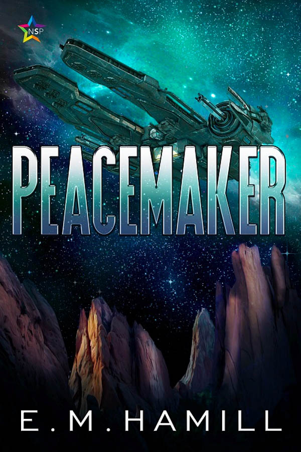 """E.M. Hamill has a new queer sci fi book out, book two in the Dalí Tamareia series: """"Peacemaker.""""  https://www.queerscifi.com/announcement-giveaway-peacemaker-by-e-m-hamill/…  #queerscifi #newrelease #scifi @SongMagickpic.twitter.com/M64MFLHH6X"""