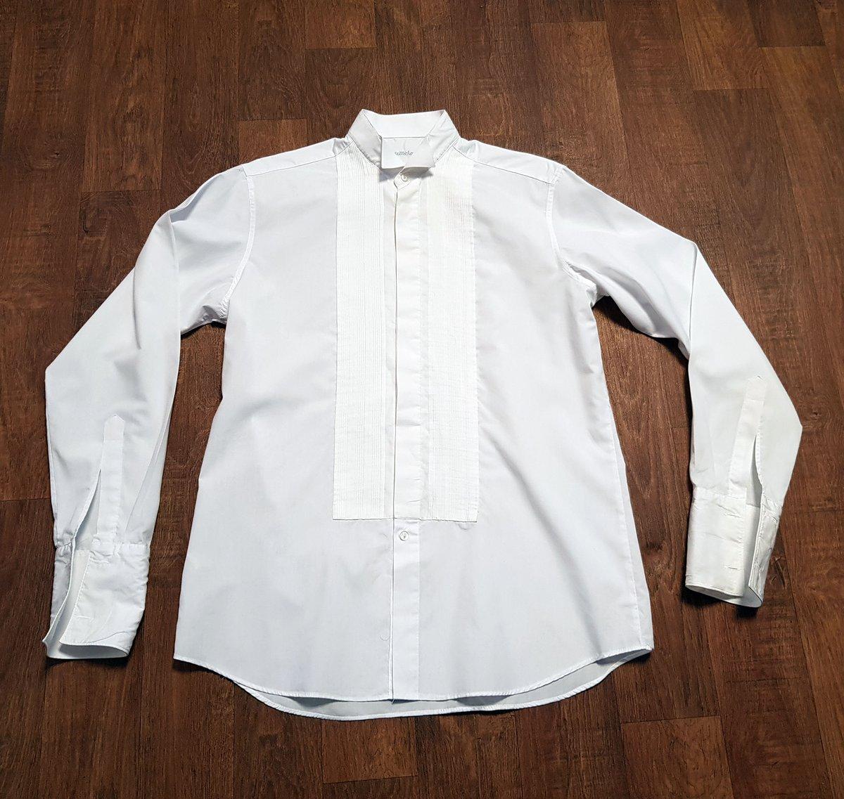 Mens Vintage White Wing Collar Dress Shirt UK Size Large  https://www.myvintage.uk/product-page/mens-vintage-white-wing-collar-dress-shirt-uk-size-large… #vintage #retro #1970s #dressshirt #mensshirt #mensclothing #Mensfashion #mensstyle #menstyle #formaldress #formalshirtpic.twitter.com/kvBhbAxvgh