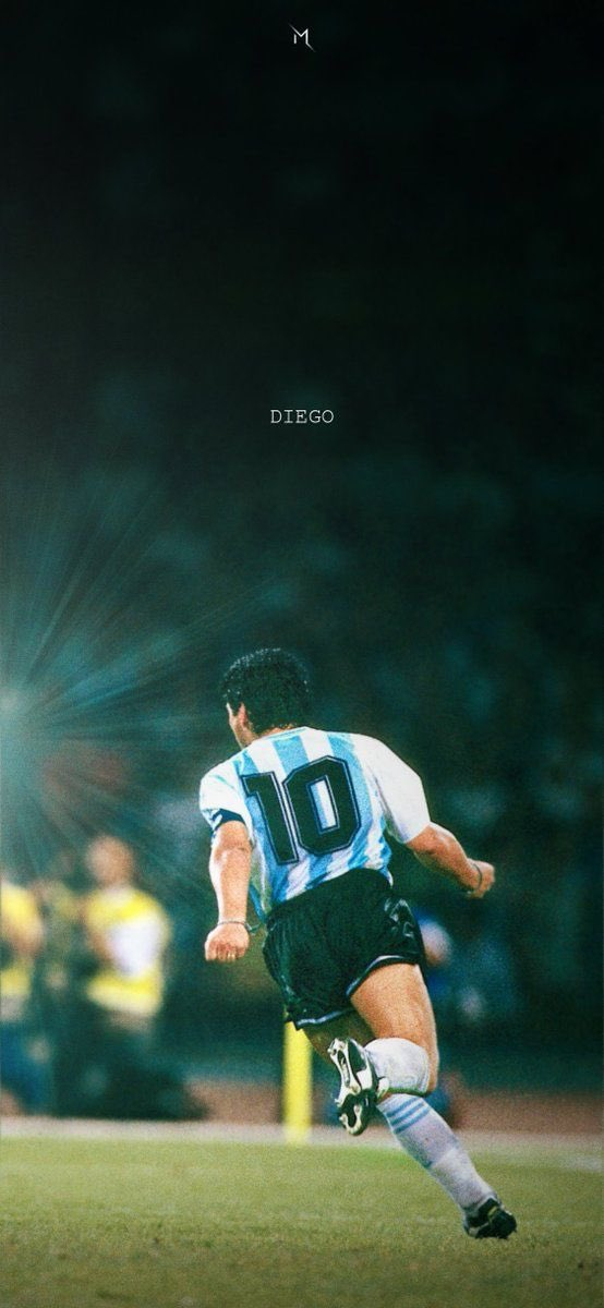 My wallpaper is better than yours!  #DiegoMaradona #Napoli #Argentina pic.twitter.com/rA6luroJUO