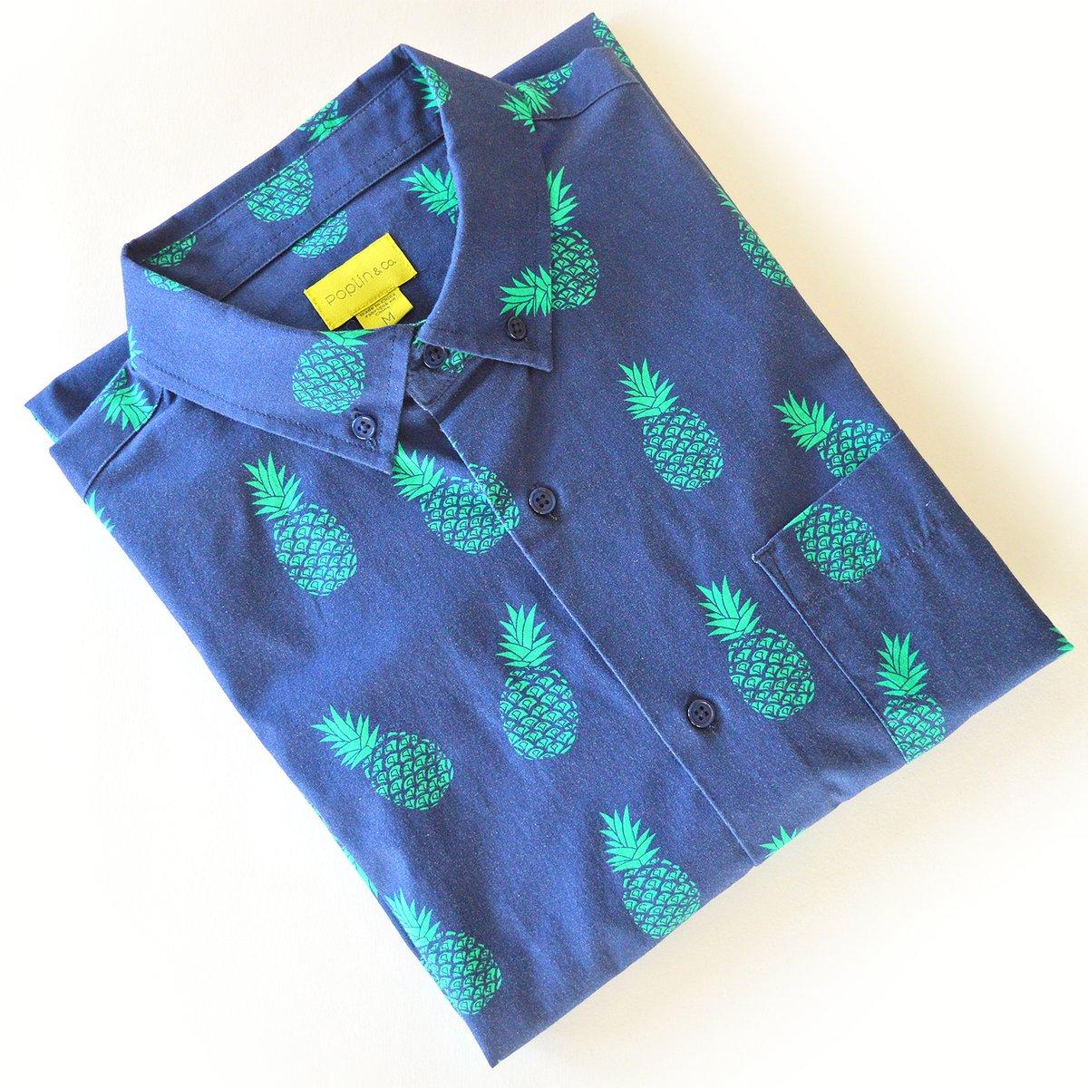 Pineapple Party Short Sleeve Shirt. #pineapple #pineapple#pineappleshirt #pineappleprint #spring2020 #spring2020fashion #springcollection #springcollection2020 #vintageshirts #floralshirts #floralpattern #extrovertedshirts #extrovertedintrovertspic.twitter.com/oiUa2EuwI4