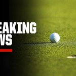 Image for the Tweet beginning: Breaking: The PGA TOUR has